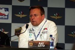 Ray Leto of Rahal Letterman Racing