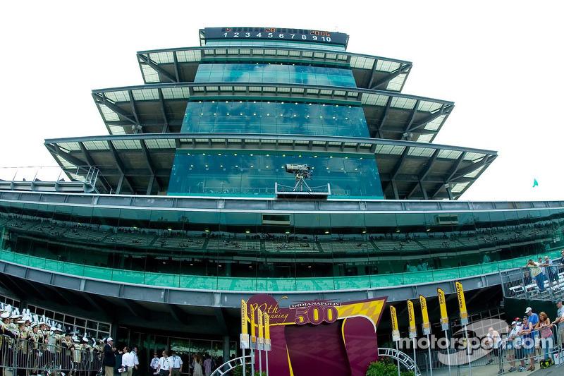 IMS Pagoda, l'avant
