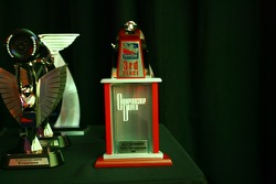 Third place trophy