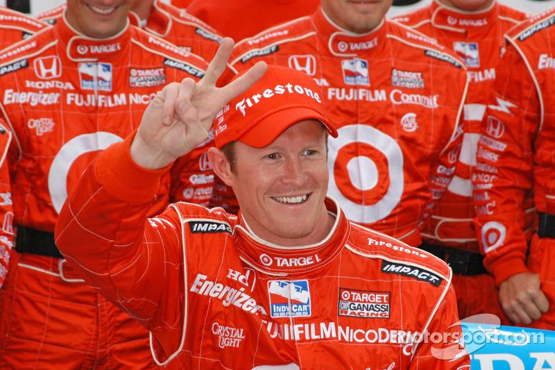 Scott Dixon victorieux les deux années