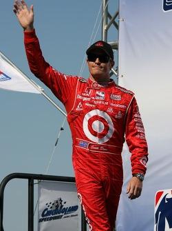 Drivers introduction: Scott Dixon