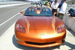 The 2007 Corvette Pace Car