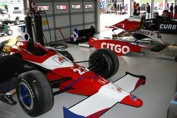 SAMAX Motorsports garage area