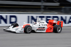 Sam Hornish Jr., defending SunTrust Indy Challenge champion