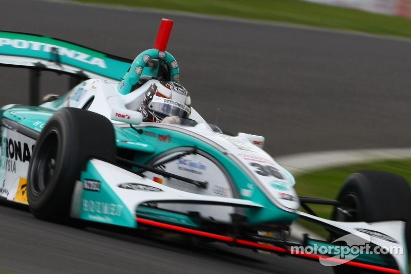 2011: Andre Lotterer, Team TOM's