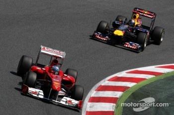 Brilliant driver by Fernando Alonso