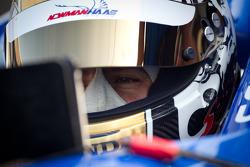 Oriol Servia, Newman / Haas Racing
