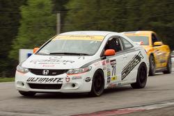 Lawson Aschenbach, Honda Civic Si
