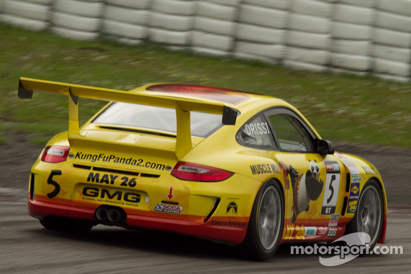 Tomy Drissi, Porsche GT-3 Cup