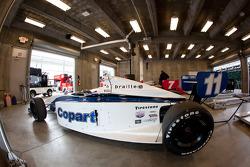 Car of Josef Newgarden, Sam Schmidt Motorsports