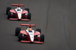 Peter Dempsey, O2 Racing Technology, Mikael Grenier, O2 Racing Technology