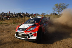 Федерико Вильягра и Хорхе-Перес Компанк, Ford Fiesta RS WRC