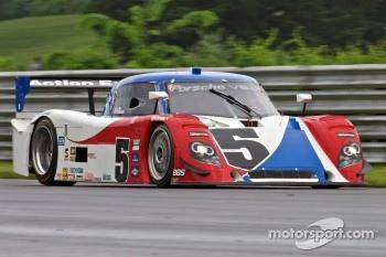 No. 5 Action Express Racing Porsche/Riley: Burt Frisselle, David Donohue, Darren Law