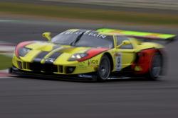 #9 Belgian Racing Ford GT Matech GT1: Vanina Ickx, Matthias Burke