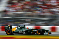 Jarno Trulli, Team Lotus