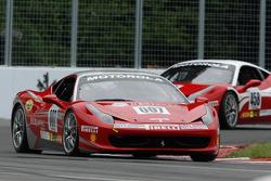 Ferrari of Ontario Ferrari 458 Challenge: Robert Herjavec