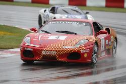 Ferrari of Silicon Valley Ferrari F430 Challenge: Chris Ruud