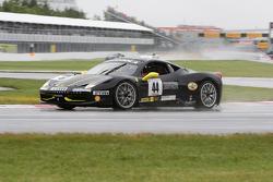 Boardwalk Ferrari Ferrari 458 Challenge: John Taylor