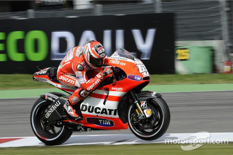 2011: Nicky Hayden, Ducati