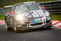 #59 D__rr Motorsport Porsche 911 GT3 Cup: Markus Grossmann, Timo Kluck, Christian Gebhardt, Michael Funke