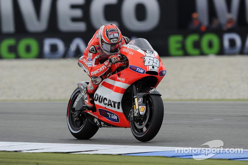 2011: MotoGP – Ducati Team, Ducati Desmosedici GP11