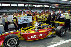 Kelley Racing Team heureux