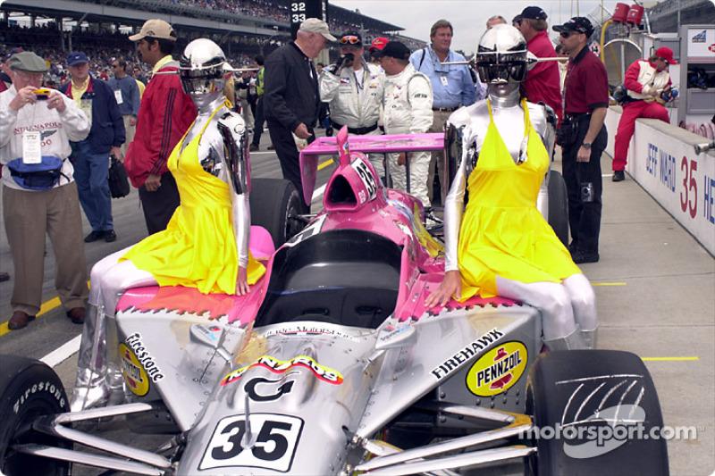 Aerosmith-sponsored Heritage Motorsports Menards Special