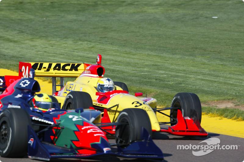 Felipe Giaffone and Laurent Redon
