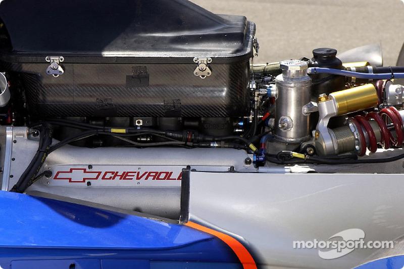 Chevrolet Indy V8 engine