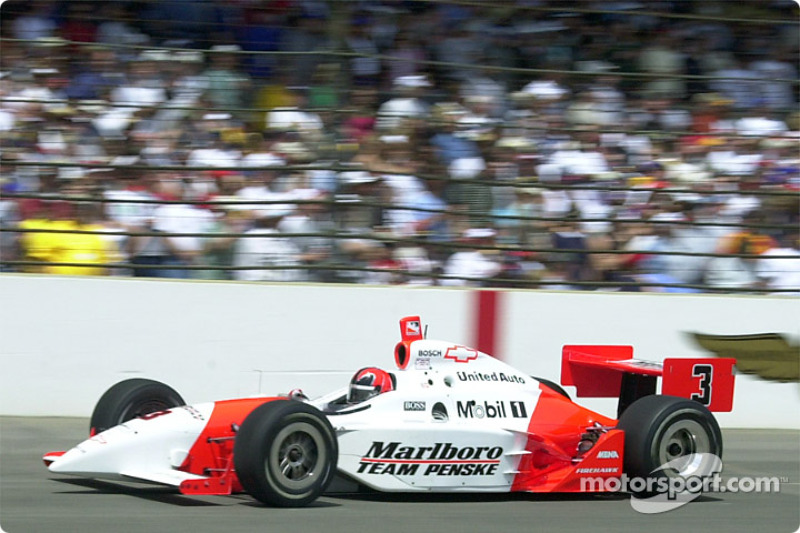 2002- Helio Castroneves
