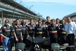 The Cingular team