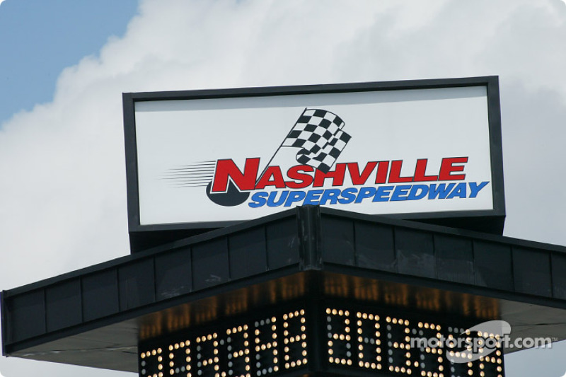 Tour du Nashville Superspeedway
