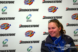 Press conference: Sarah Fisher