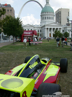 Машина Kelley Racing в Сент-Луїсі