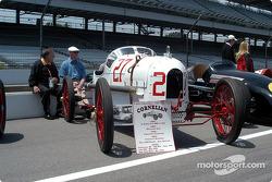 Louis Chevrolet's 1915 Cornelian