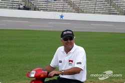 Practice session 2: Rick Mears