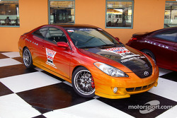Toyota Solarus pace car