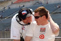 Brian Barnhart talks with Scott Dixon