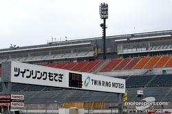 Twin Ring Motegi grandstands