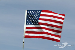 Stars and stripes at Motegi