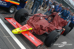 Robby McGehee's car to the grid