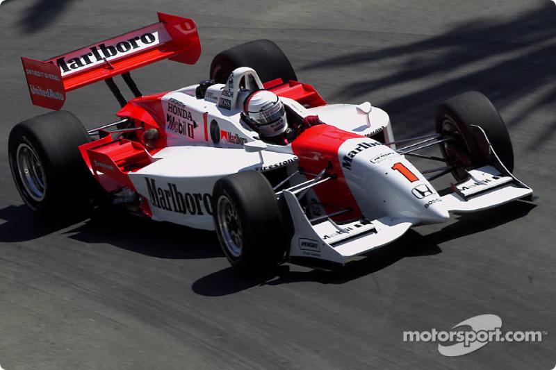 2001 - CART: Gil de Ferran (Reynard-Honda 2KI und 01i)