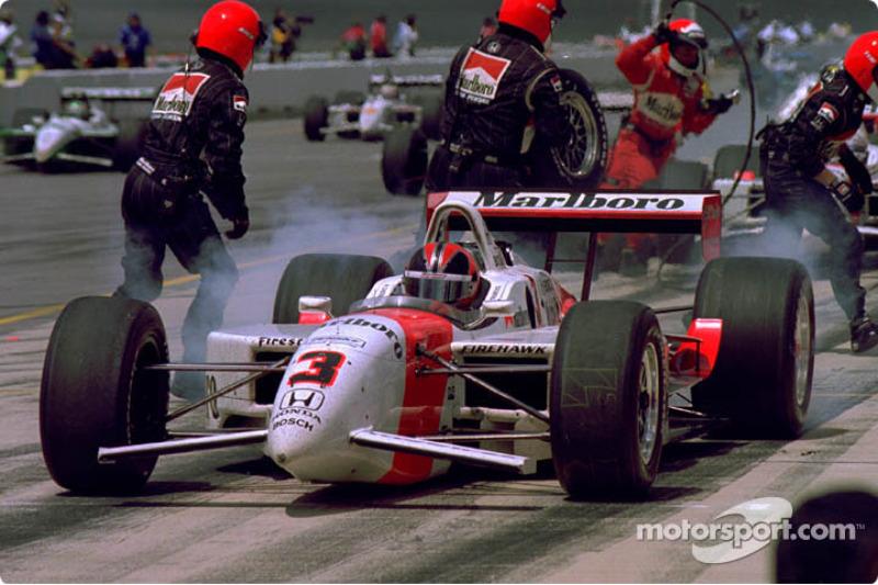 Anos na Indy (Somando CART e IndyCar): 1998-2017 (20 temporadas)
