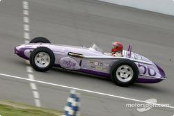 Historic Champ cars showcase: 1961 Watson Roadster