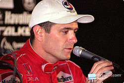 Press conference: Gil de Ferran