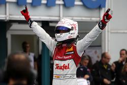 Il vincitore della gara Miguel Molina, Audi Sport Team Abt Sportsline, Audi RS 5 DTM
