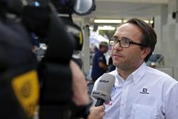Руководитель Volkswagen Motorsport Свен Сметс