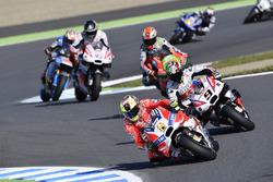 Ектор Барбера, Ducati Team, Даніло Петруччі, Pramac Racing