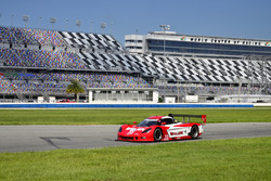 #33 FP1 Corvette Daytona Prototype driven by John Reisman of Hudson Historics