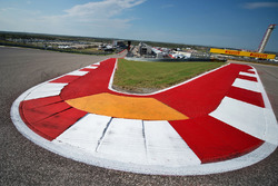 Turn 1 of the Circuit of the Americas